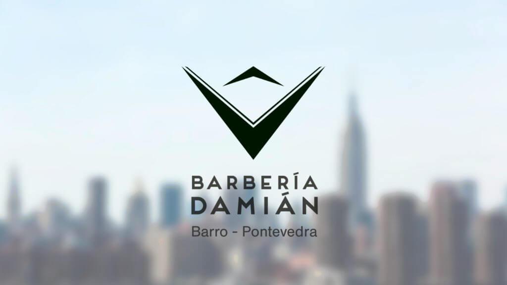 Barberia damian diseño grafico galicia