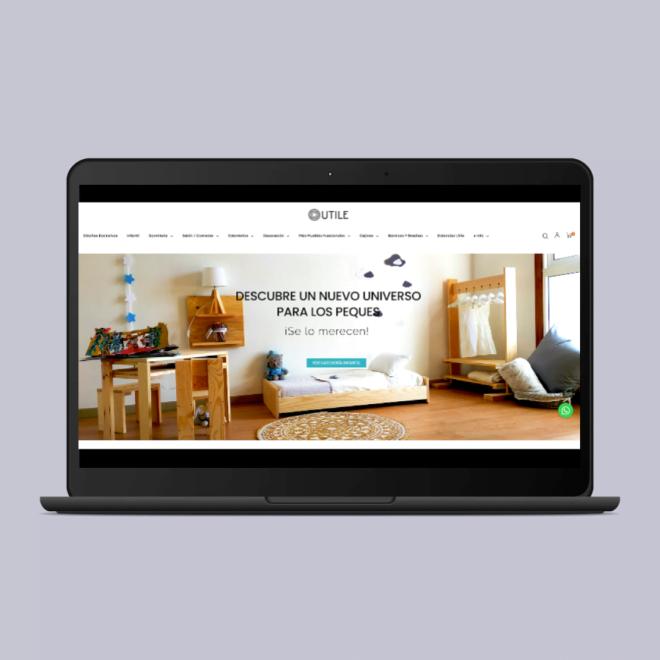 muebles utile web